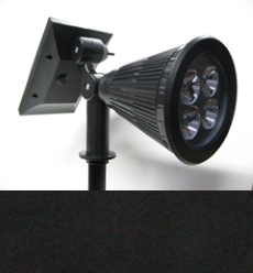 Solar UV-LED Spot Light